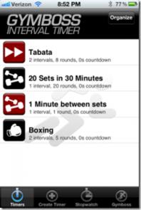 gymboss app